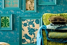 Fabric and Wallpaper...!!! / by Laneel Henderson Perry