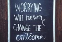 words of wisdom / by Cindy Kocurek