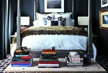 Bedrooms / by Danea Dickey