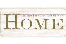 For the Home / by Marsha Chilcoat