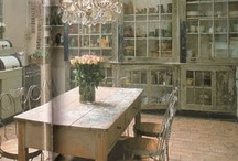 DIY-Kitchen and Living Rooms / Decorating Ideas / by Teressa McGuire