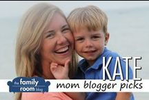 """Kate's Picks / I'm mom to an adorable preschooler named Liam (with a new baby on the way!) and I find myself constantly surprised by how amazing, challenging, fun and exhausting being a mom can be.  I read all the books, I talked to lots of parents and yet I still seem to always think, """"No one ever told me about THAT!"""" I'll try to share some of the trials and tribulations of motherhood and the pearls of wisdom I discover along the way."""