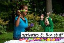 Activites & Fun stuff