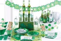 St. Patrick's Day / Irish or not, St. Patrick's Day is one of the most widely-celebrated holidays throughout the US. No party is complete without decor, decorations, favors, food & these other must-have party supplies. / by Creative Converting