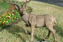 Animal Statues for Gifts or Home Decor / by Unique Gifts and Decor