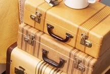 DIY - Suitcases / by Teressa McGuire
