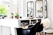 The Home Office / Unique | Beautiful | Individualistic / by Celine Hansen