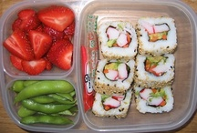 School Lunch Ideas / by Di Ap