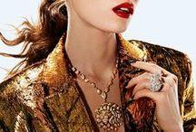 Models & Fashions / Mode, dresses, fashion, haute couture, lingerie, models, women, clothing, / by Florent Diverchy