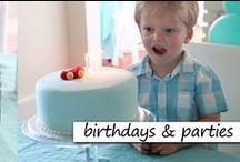 Kids Birthdays & Parties