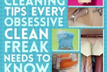 Clean It! / by Renee Kuehn