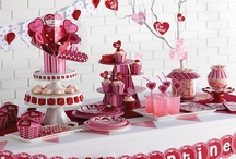 Valentine's Day / Whether celebrating with friends, couples, kids or just a sweetheart, Valentine's Day is a day for celebrating love with hearts & pink, red and white decor, decorations, party supplies and party favors. / by Creative Converting