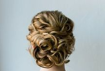 Updos for Clients / Any interesting hair style or tutorial for special occasion or wedding clients / by Nicole Thompson