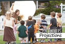 For Teachers: Projections / Projections is the Bright Horizons approach to project based learning, entailing in-depth investigations of a topic worth learning about, undertaken by either a small or large group of children. Projects are an integral part of the classroom experience for young children. Project work provides learning opportunities for children in ways that children learn best: through experimentation, problem-solving, initiative and curiosity. This board will share ideas and best practices in project work.