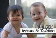 For Teachers: Infant/Toddler Activities / Activities for teachers to lead in the infant & toddler classrooms