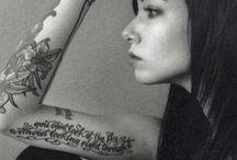 tattoos / by Tori Skye