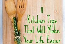 Food Tips and Tricks / by Renee Kuehn