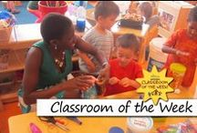 Classroom of the Week / View the Bright Horizons Classroom of the Week and see other notable activities happening at our centers.