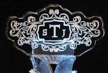 Wedding Ice Carvings / Wedding Ice Carvings
