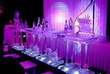Bar Ice Sculptures / Ice Bar Ice Sculptures