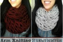 Knitting Stitches / by Craftown.com