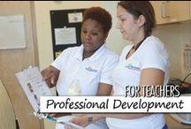 For Teachers: Professional Development