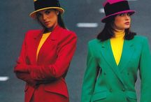 1980s Costume / Clothing from the 1980s