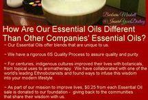 Epoch Essential Oils / Essential Oils info & recipes