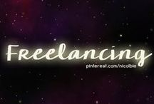 Freelancing / You'll need to know about it. / by Nicole DelVicario
