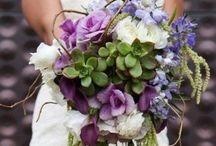 Bouquets, flowers, & centerpieces