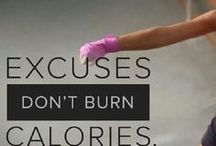 Fitness, excercise and inspiration