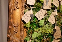 Organic & Natural / Inspiration for a natural, organic, and elegantly beautiful event decor