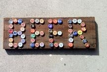 DIY: Recycrafting / Crafting from recycled materials.