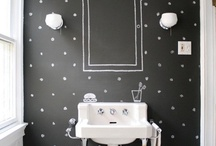 ❥ Ensuite & Powder Room