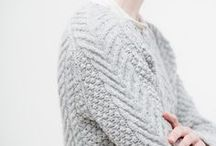 Knitting Inspiration | All I knit is love / Knitting patterns, inspirations and anything knitable.