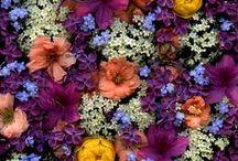 FLOWERS & GREEN
