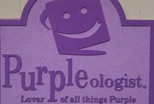 PurpleyPassion II / The word 'purple' comes from Old English word purpul [which derives from Latin purpura, in turn from Greek πορφύρα (porphura)]… name of Tyrian purple dye manufactured in classical antiquity from mucus secreted by spiny dye-murex snail. / by Pat Judge