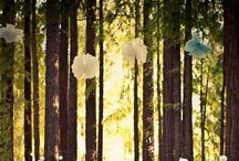 Forest Fairytale Wedding Theme / Looking for more ideas? Chat with a wedding planner for free live on http://happilywedding.com / by Happily