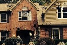 Spooky Décor / Spooky Décor – Your photos from our Spooky Décor Challenges.  See more details at  www.grandinroad.com/spookydecor  / by Grandin Road