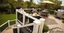 Decks and Outdoor Spaces / Decks and outdoor areas remodeled by J Brothers Home Improvement in Maple Grove, MN. Call for a free estimate 763-732-8731