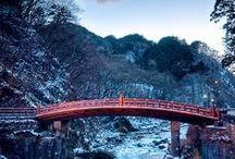 Nikko à l'entrée des montagnes / Voici des photos de la ville de Nikko au Japon, située à peine à 160km de Tokyo, et à l'entrée des montagnes.