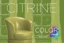 Color Crush: Citrine / Color Crush Contest – Citrine: Comfy Cottage (end March 2014) / by Grandin Road