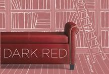 Color Crush: Dark Red / Color Crush Contest – Dark Red: Traditional Townhouse (end March 2014) / by Grandin Road