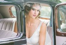 Vintage Gatsby Wedding / Gatsby inspired photoshoot at The English Inn in Victoria BC Designed by ma-luxe and shot by Ophelia and Romeo Photography