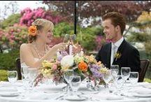 Love is Beautiful in Bloom Photoshoot / Inn at Laurel Point - Vancouver Island Weddings - VictoriaBCWeddings