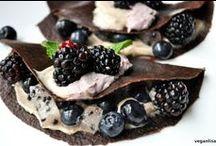 Raw Vegan Food Inspiration / Vegan, Food, Raw, Healthy, Recipes