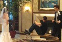 Behind the Scenes Photoshoot - Victoria Marriott Inner Harbour Hotel / Photos Taken by Lisa F