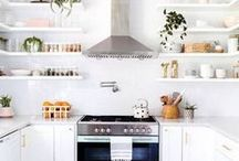 Kitchen Design | Imaginary Kitchen / Heart of a home and I would stay here all day.