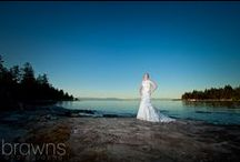 Into the Blue Inspiration / Brawns Photography - Newcastle Island - The Brides Closet - Petal and Kettle Floral Design