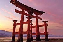 Miyajima la sacrée / Sublime, magnifique, enchantée, .... Miyajima émerveille toutes les personnes qui s'y rendent.